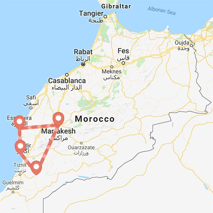 Obrázok 2 Maroko